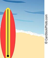 manifesto, surfing, disegno