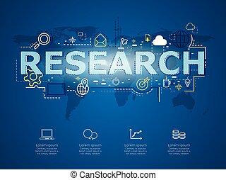 mappa, affari, creativo, infographic, mondo, ricerca