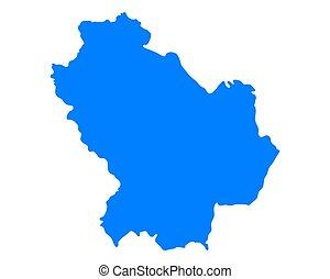 Cartina Basilicata.Basilicata Mappa Canstock