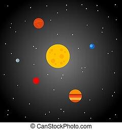 mappa, cosmo