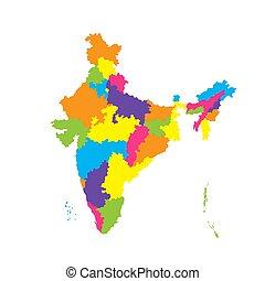 mappa, indi