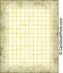 mappa, pergamena
