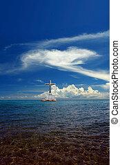marina, croce
