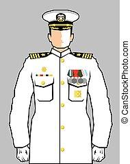 marina, ufficiale