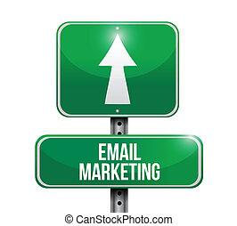 marketing, disegno, email, illustrazione, segno