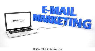 marketing, posta elettronica