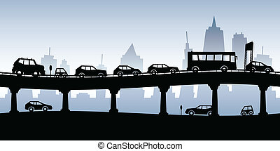 marmellata, traffico