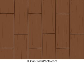 marrone, stile, parete, scarabocchiare, struttura, scuro, legno, fondo, cartone animato