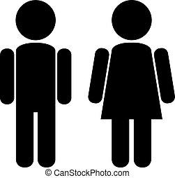 maschio, femmina