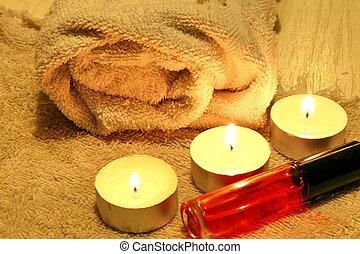 massaggi, romantico