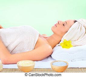 massaggio, terme