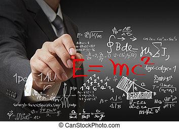 matematica, formula, scienza