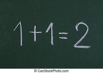 matematico, operazioni, semplice