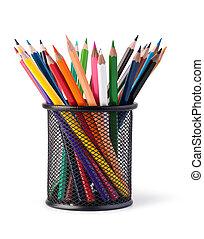 matite, colore