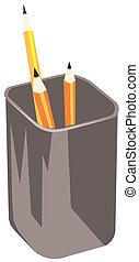 matite, vettore