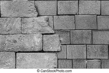 mattone, walls.