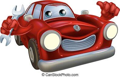meccanico automobile