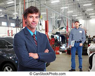 mechanic., auto