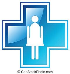 medico, croce