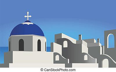 mediterraneo, architettura