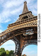 meglio, europa, destinazioni, parigi