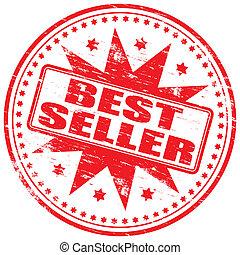 meglio, venditore, francobollo
