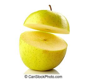 mela, mezzo