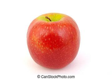 mela signora rosa, rosso