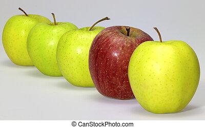 mele, fila