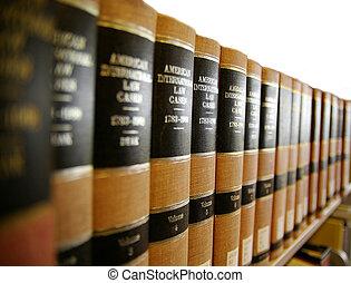 mensola, /, libro, libri, legale, legge
