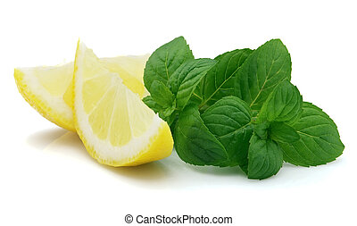 menta, limone