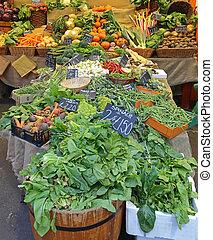 mercato, coltivatori