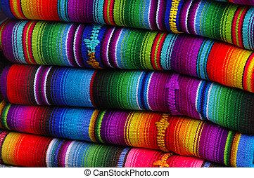 messicano, coperte