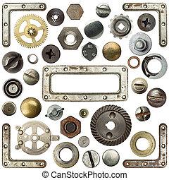 metallo, dettagli
