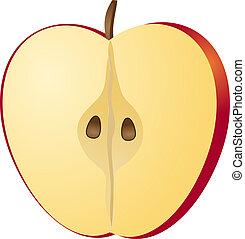 mezzo, mela