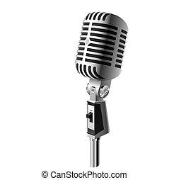 microfono, classico