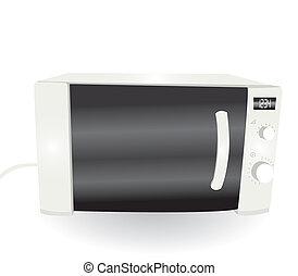 microwave., vettore