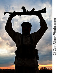 militante, musulmano