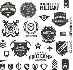 militare, tesserati magnetici
