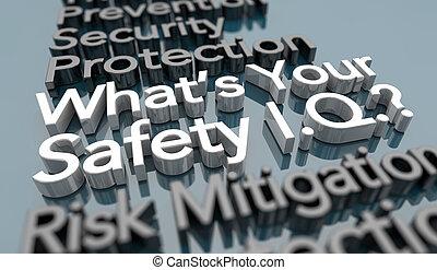 minaccia, whats, comprensione, livello, rischio, illustrazione, sicurezza, 3d, tuo, abilitazione all'installazione, conoscenza