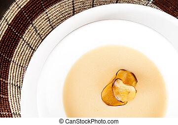 minestra, patata