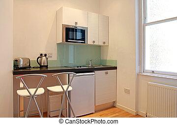 minimalistic, cucina