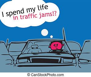 mio, vita, traffico, jam!, spendere