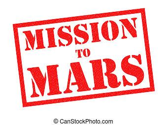 missione, marte