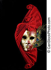 misterioso, maschera