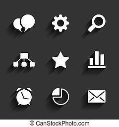 mobile, icone fotoricettore