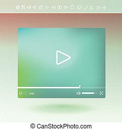 mobile, web, video, apps, giocatore