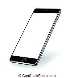 mock-up., smartphone