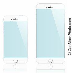mockups, iphones, 6, demo, tuo, scopi, 5
