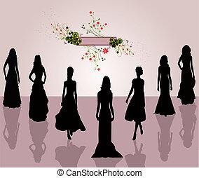 moda, donne